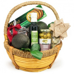 Vitamin Basket for Parents